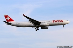 Airbus A330 Swiss International AirLines