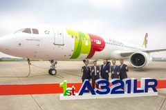 Airbus A321LR TAP Air Portugal