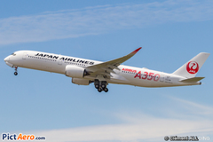 Airbus A350 Japan Airlines