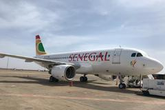 Airbus A319 Air Sénégal