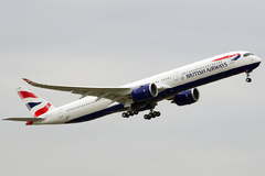 Airbus A350-1000 de British Airways