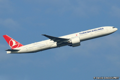Boeing 777-300ER Turkish Airlines