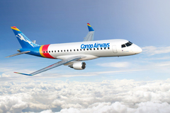 Embraer E175 Congo Airways