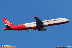 Airbus A321 Atlasglobal