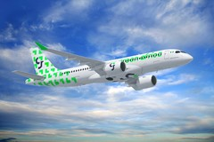 Airbus A220 Green Africa Airways