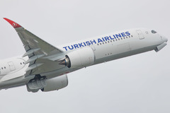 Airbus A350-900 Turkish Airlines