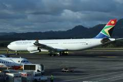 Airbus A340 South African Airways