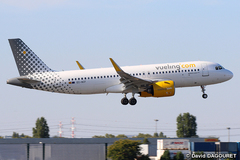 Airbus A320neo Vueling Airlines