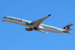 Airbus A350-1000 Qatar Airways