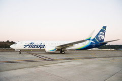 Boeing 737 Max 9 Alaska Airlines