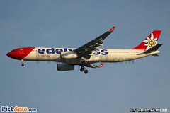 Airbus A330-300 Edelweiss