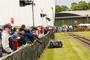 Spectateurs au meeting aérien de Duxford