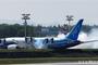 Premier démarrage des moteurs Rolls-Royce Trent 1000 sous les ailes du premier Boeing 787