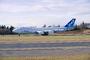 Essais de roulage à grande vitesse du Boeing 747-8F