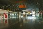 Entrée du hall D de l'aéroport de Toulouse-Blagnac