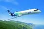Un CRJ900 NextGen de Pluna