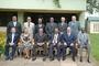 Comite Executif de l'AFRAA au siege de l'association a Nairobi, Kenya - Sont présents: Eng. Hussein Massoud (EgyptAir), Mrs. Siza Mzimela (South African Airways), Mr. Nick Fadugba (AFRAA), Mr. Girma Wake (Ethiopian Airlines), Mr. David Tokoph (Interair SA