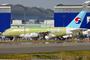 Premier Airbus A380-800 de Korean Air