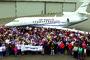 Livraison du 100e Dassault Falcon 7X