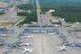 Aéroport Domodedovo à Moscou