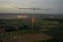 Solar Impulse arrive à Bruxelles