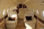 Cabine d'Embraer Legacy 650 à EBACE