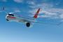 Bombardier CS100 de PrivatAir