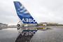 Dérive de l'Airbus A350