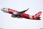Airbus A320 sharklet Air Asia