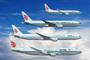 Boeing 737, 777, 747 Air China