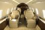 Cabine du Bombardier Challenger 350