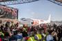 cérémonie 100 ème Boeing 737 Lion Air