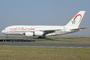 Airbus A380 Royal Air Maroc