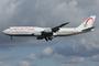 Boeing 747-8I Royal Air Maroc