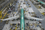 Assemblage premier Boeing 737 MAX