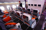 Premium Economy de l'Airbus A350 de Singapore Airlines