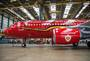 Airbus A320 Brussels Airlines livrée Trident