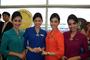 Hôtesses Garuda Indonesia
