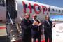 cérémonie Hop! Embraer Le Bourget