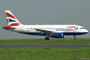 Airbus A319 British Airways