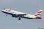 Airbus A319 British Airways