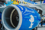 Airbus A320 Brussels Airlines Aerosmurf