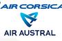 Air Austral et Air Corsica
