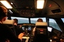 Simulateur easyJet, atterrissage Airbus A320