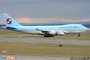 Boeing 747 Korean Air Cargo