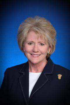 Former U.S. Secretary of Transportation Mary E. Peters working with Zachry American Infrastructure, member of Zachry Hastings Alliance