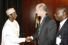 GE and the Federal Republic of Nigeria Sign Infrastructure Development Agreement