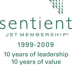"Sentient Jet Wins Robb Report ""Best of Best"" Award for Seventh Consecutive Year"