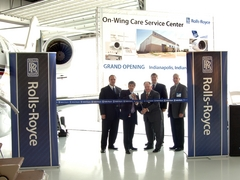 Rolls-Royce Invests $1 Million to Expand On-Wing Care Services in North America