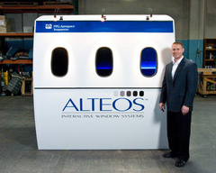 PPG Aerospace Launches ALTEOS Interactive Window Systems Brand